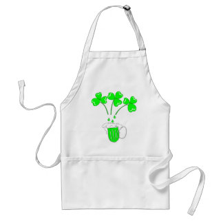 St Patrick s Day The secret of brewing Apron