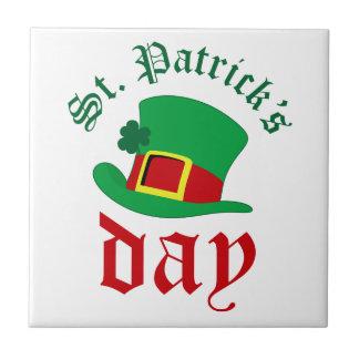 St.Patrick's day Tile