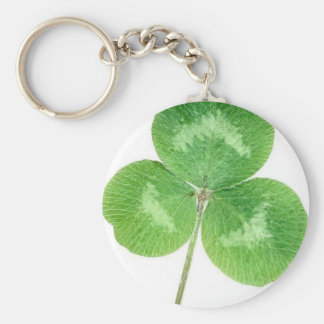 St Patrick Shamrock Key Chain