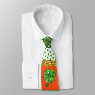 St. Patrick Tie - Tie One On
