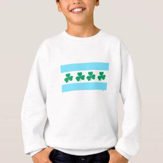 St Patrick's Chicago Dye the River Green Sweatshirt