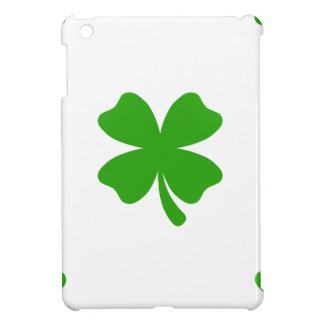 st patricks clover emoji case for the iPad mini