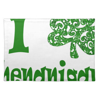 st patricks day6 placemat