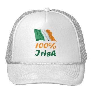 St. Patricks Day 100% Irish Hat