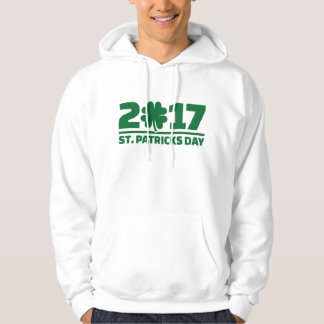 St. Patricks day 2017 Hoodie