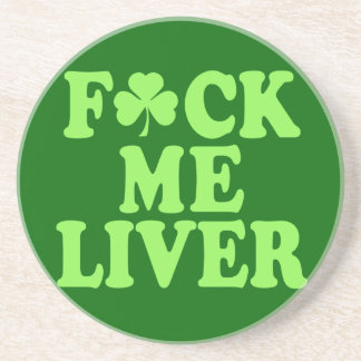 St Patrick's Day Alcohol Drinking Drink Coasters