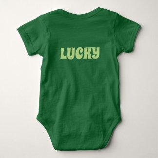 St. Patrick's Day Baby Romper Baby Bodysuit