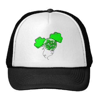 St. Patrick's Day Balloons Hat