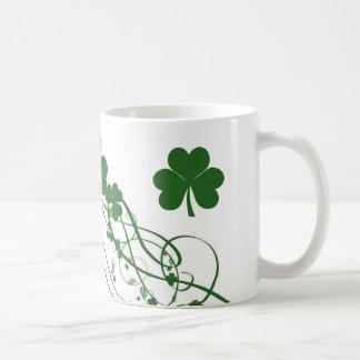 St Patrick's Day Basic White Mug