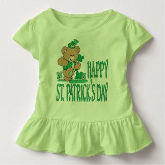 St. Patrick's Day Bear Infant Shirt