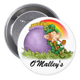 St. Patrick's Day Button - SRF