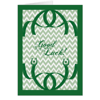 St. Patrick's Day Card Religious Good Luck