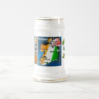 St. Patrick's Day Celebration  Beer Stein