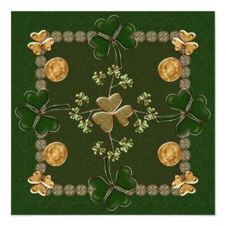 St. Patricks Day Celebration Card