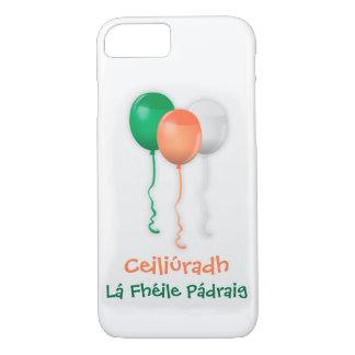 ST PATRICKS DAY CELEBRATION, IRISH GAELIC iPHONE 7 iPhone 7 Case