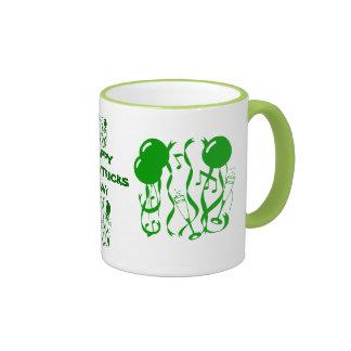 St. Patricks Day CELEBRATION mug