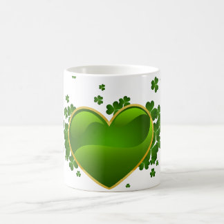 st. patrick's day coffee mug