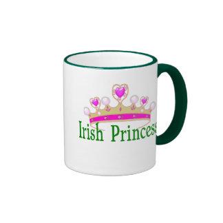 St Patricks day Coffee Mug Irish Princess