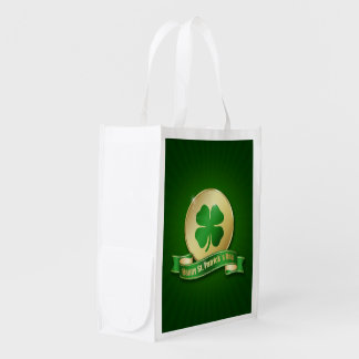St. Patrick's Day Coin - Reusable Bag