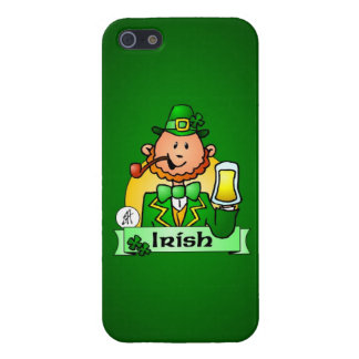 St. Patrick's Day Cover For iPhone 5/5S