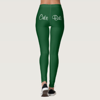 St. Patrick's Day Cute Butt 4Polly Leggings