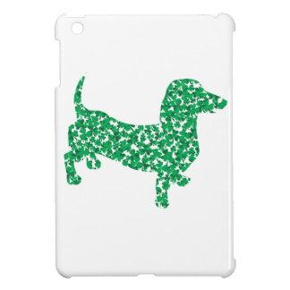 St. Patrick's Day Dachshund iPad Mini Cases