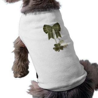 St. Patrick's Day Design Dog Sweater Shirt