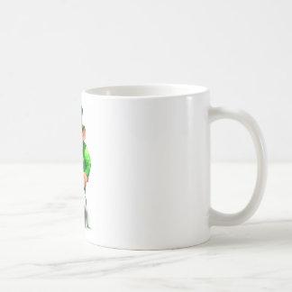 st patricks day designs mug