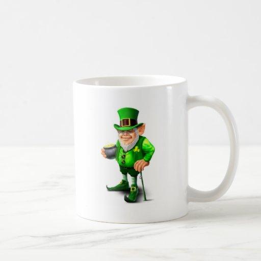 st patricks day designs mugs