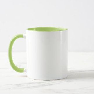 St Patrick's Day Dog Mug