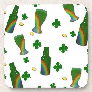 St. Patricks day Drink Coaster