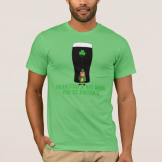 St Patrick's Day drinking T-Shirt