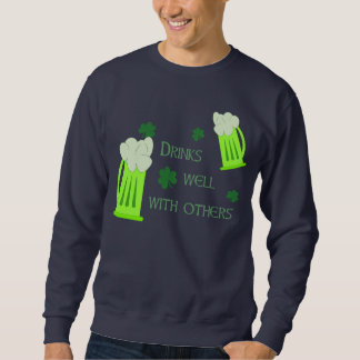 St Patrick's Day Drinks Well Shirt