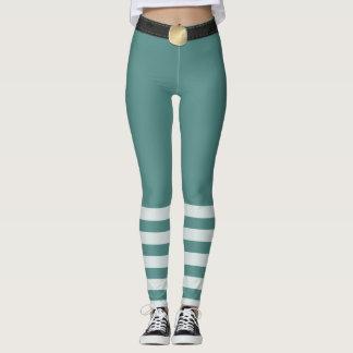 St Patrick's Day Easy Costume Leprechaun Leggings