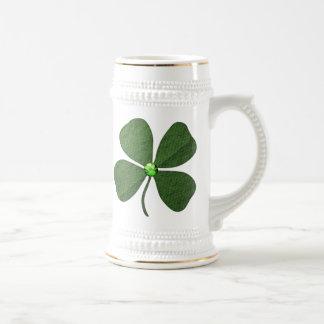 St-Patrick's Day Elegant Stein Coffee Mug