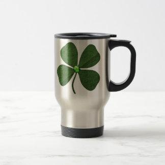 St-Patrick's Day Elegant Traveler /Commuter Mugs