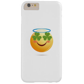 St. Patrick's Day Emoji Poop for Kids Boy Girls Barely There iPhone 6 Plus Case
