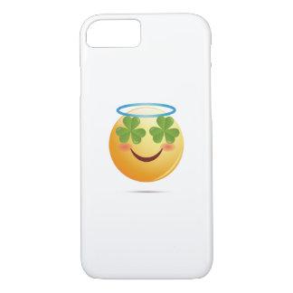 St. Patrick's Day Emoji Poop for Kids Boy Girls iPhone 8/7 Case