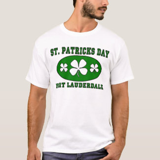 St. Patrick's Day - Fort Lauderdale T-Shirt