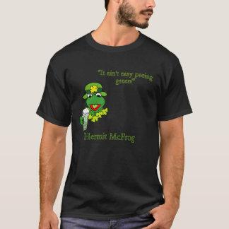 St. Patricks Day Frog funny shirt