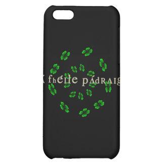 St Patrick's Day Gaelic iPhone 5C Cases