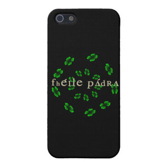 St Patrick's Day Gaelic iPhone 5 Covers