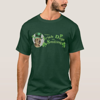St. Patrick's Day Glen of Imaal Terrier T-Shirt