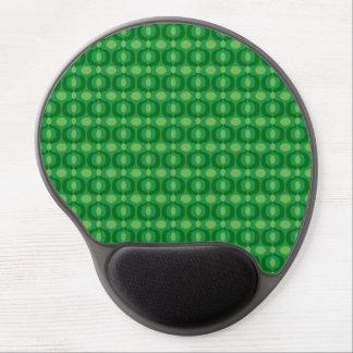 St Patricks Day Green (12).jpg Gel Mouse Pad