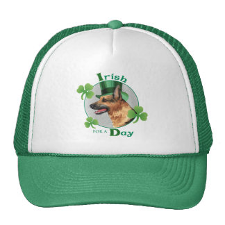 St. Patrick's Day GSD Cap
