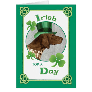 St. Patrick's Day GSP Card