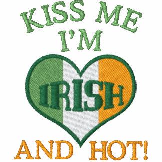 St. Patrick's Day Hot Irish Flag T-Shirt