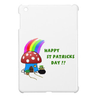 St Patricks Day iPad Mini Cover
