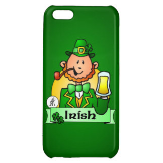 St. Patrick's Day iPhone 5C Case
