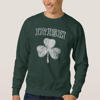 St Patricks Day Irish Shamrock Sweatshirt
